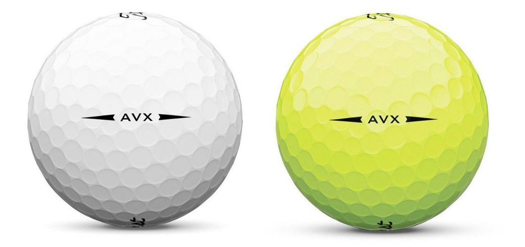 Titleist avx_close_up